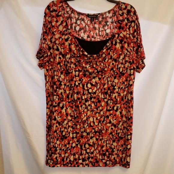 George 1X (16W) womens blouse